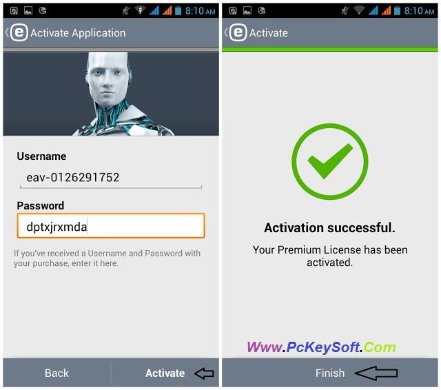 Eset Mobile Security Antivirus Premium Key Full Apk V 3 2